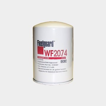 Фильтр системы охлаждения Fleetguard WF2074