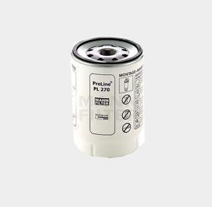 FS19907 фильтр топливный Mann