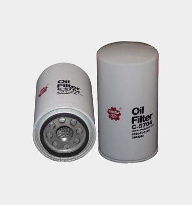Фильтр масляный Sakura C5704