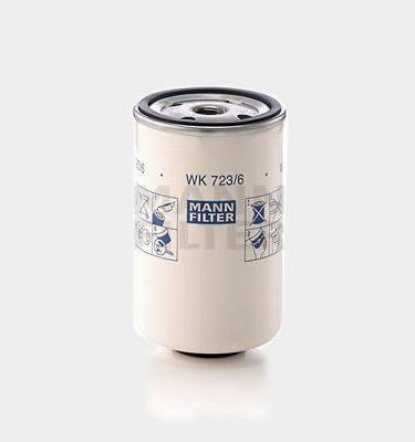 Фильтр топливный Mann WK723/6