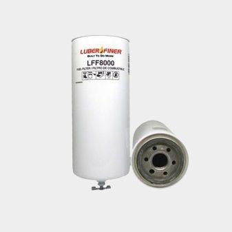 Фильтр топливный сепаратора слив Luberfiner LFF8000