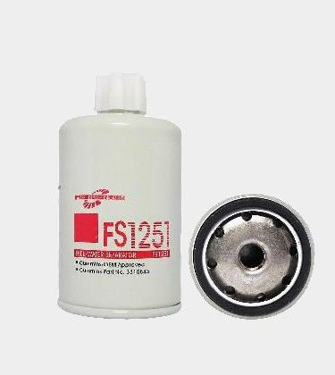 Фильтр топливный сепаратора слив Fleetguard FS1251