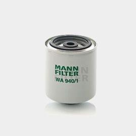 Фильтр системы охлаждения Mann WA940/1