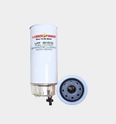 Фильтр топливный с колбой Luberfiner LFF90013