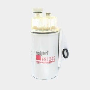 Фильтр топливный с колбой Fleetguard FS1242B